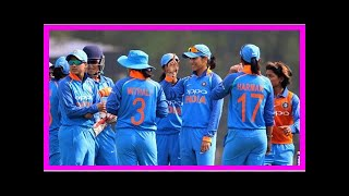 Women's cricket needs to become more commercially viable before equal pay: Mithali Raj