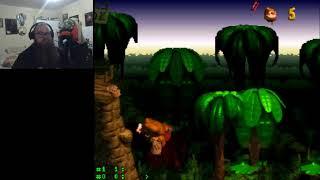Taverna Dicas | Dkc Speedrun, Kong Storage, split up glitch e warp pro mundo 3