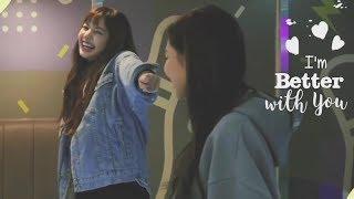 Jenlisa - Better With You [BLACKPINK Jennie x Lisa]
