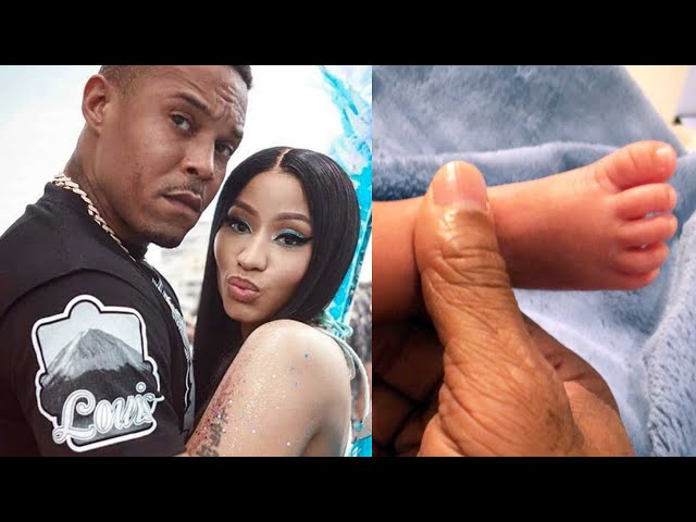 Nicki Minaj Reveals First Glimpse of Her Baby Boy