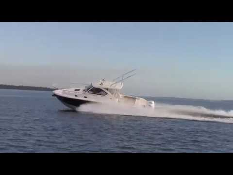 Pursuit 325 Offshore Series Ride And Tour