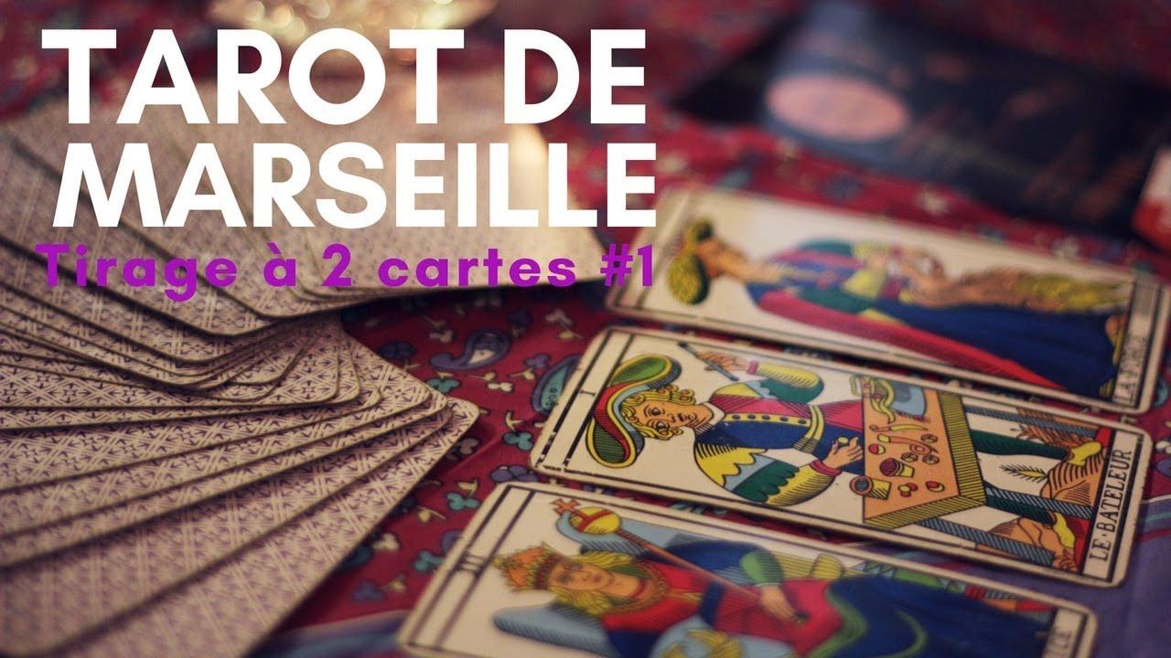 Méthode de tirage à 2 cartes gratuite - Thème amour - Voyance Tarot de  Marseille  1 9264c4975c00