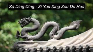 Sa Ding Ding – Zi You Xing Zou De Hua