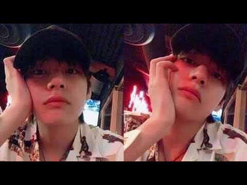 BTS V Selfie Moments [Kim Taehyung]