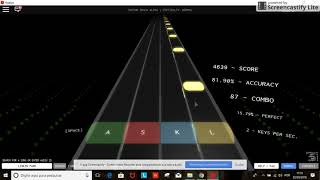 Rhythm Track Linkin Park Waiting for the end/ROBLOX