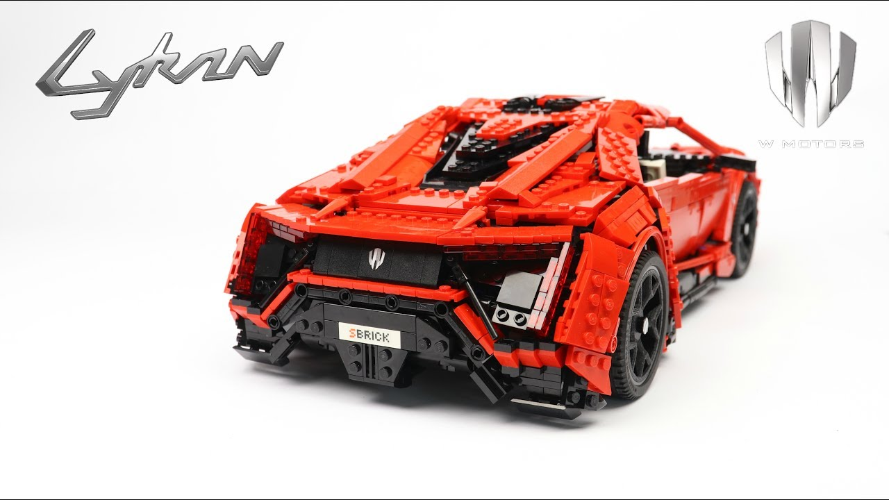 lego technic rc lykan hypersport youtube. Black Bedroom Furniture Sets. Home Design Ideas