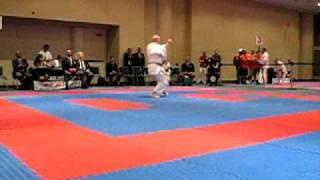 WPFG 2011 - Karaté - Kata Sochin - 2e ronde