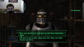 Fallout 3 Part 29 Temple of the Union
