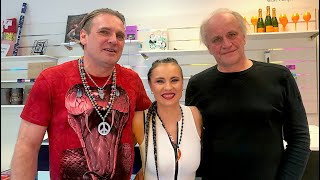 VIKTORY SHOW Michael Kocáb a Electric Lady