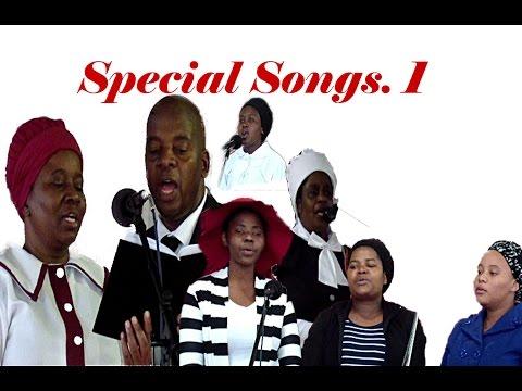 Apostolic Faith Church South Africa. Soweto HQ. Special songs 1