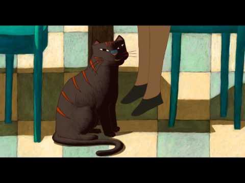 A Cat In Paris / Une Vie De Chat (2010) - French Trailer