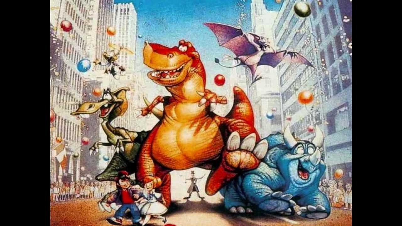 Chanson Des Dinosaures