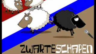 Zwarte Schapen Ft Zwart licht - Beesten[+Download]