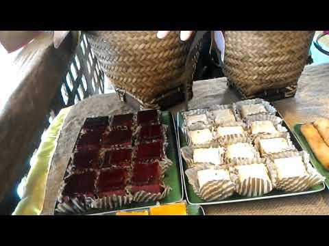 Delicious Organic Lunch at Sonrisa Farm, Bicol