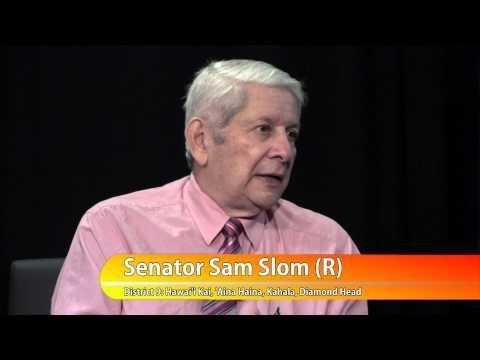 A Better Day Senator Sam Slom speaks with Maria Calderon