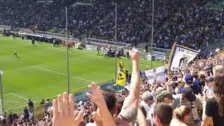 Parma - Milan 1:1 Goal Bruno Alves punizione 22.04.2019