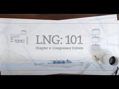 LNG 101 - Pt. 4 Compressor Drivers
