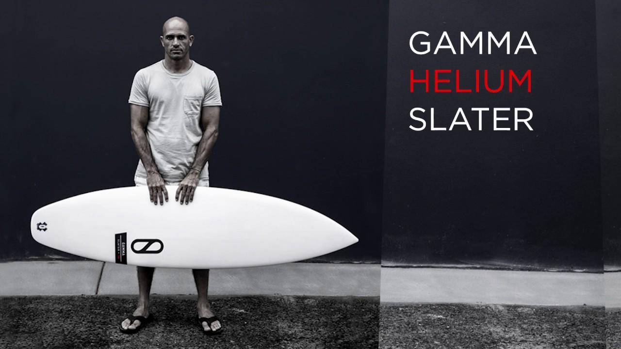 4db2bd8b32 Firewire Slater Designs Gamma HE Surfboard
