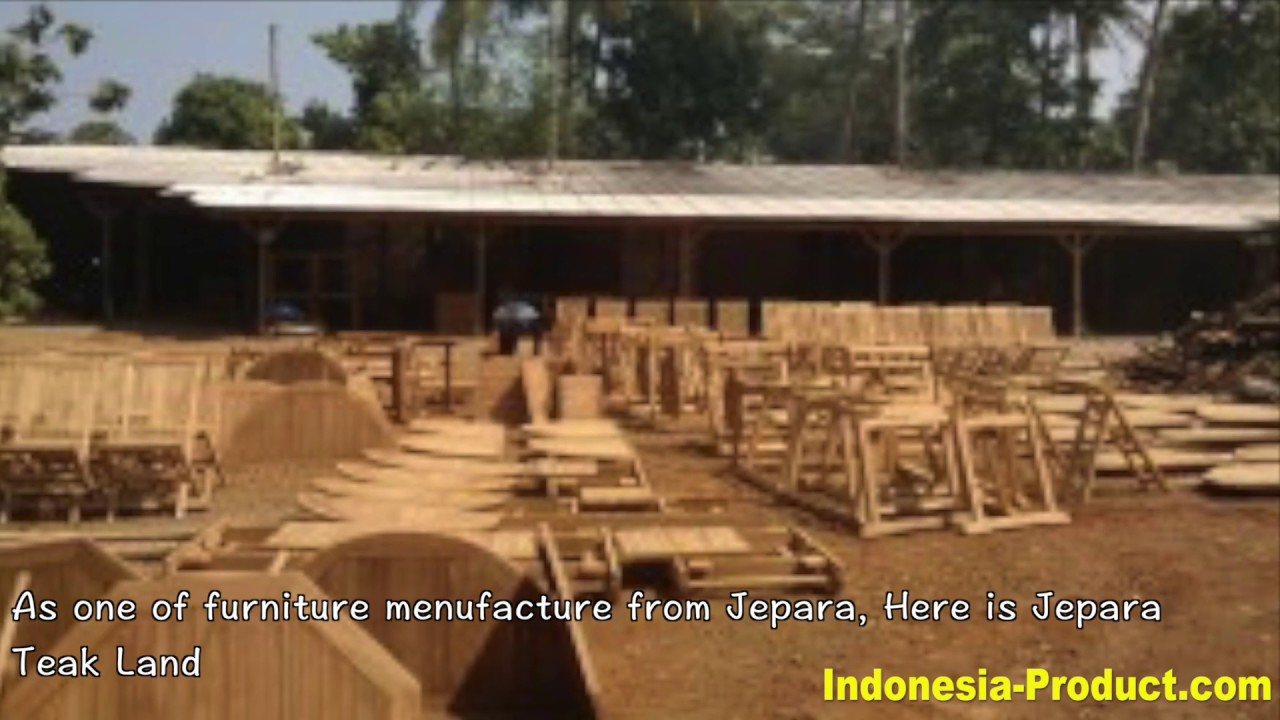 Teak Outdoor Furniture Manufacturer With Export Quality