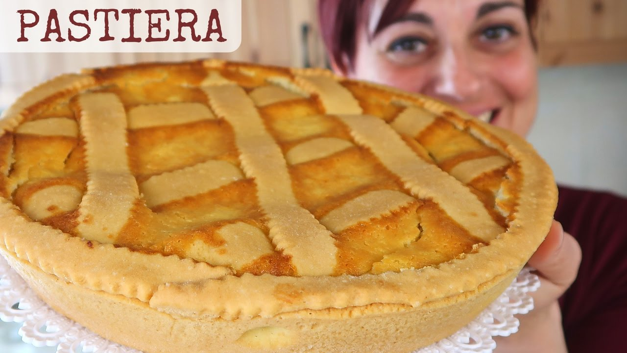 Ricette cucina pastiera napoletana ricette popolari sito culinario - Ricette cucina napoletana ...