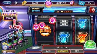 Pop slots! Jackpot storm!