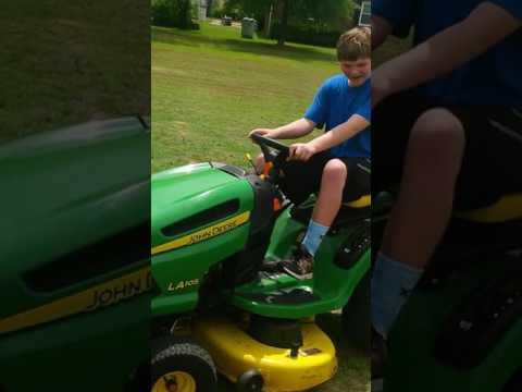 Big green tractor music video