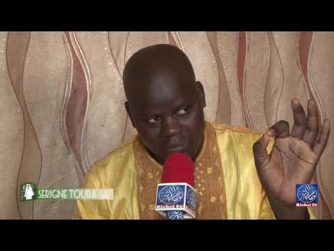 Serigne Touba Ak Wird S Mame Thierno Diop recevait Serigne Khadim DIA Theme Tabaski - Murid Channel