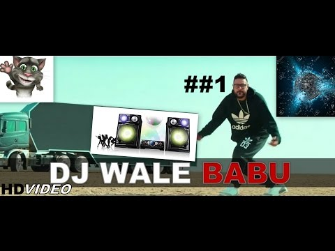 dj wale babu song by talking tom REMIX 2016.