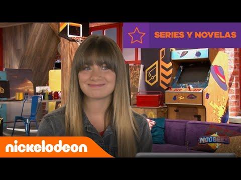 Noobees   Live Stream en Mixer: ¡con Cami e Ilenia!   Latinoamérica   Nickelodeon en Español