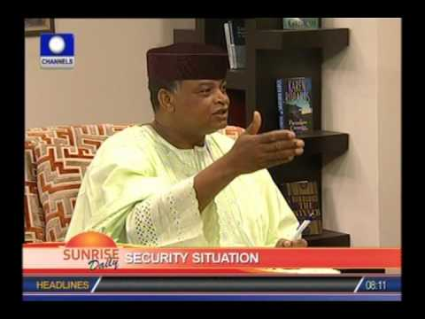 Boko Haram: Expert calls for increased border security - Part 1