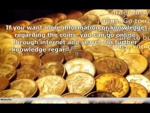 Gold Series : How To Buy Gold Bullion Coins