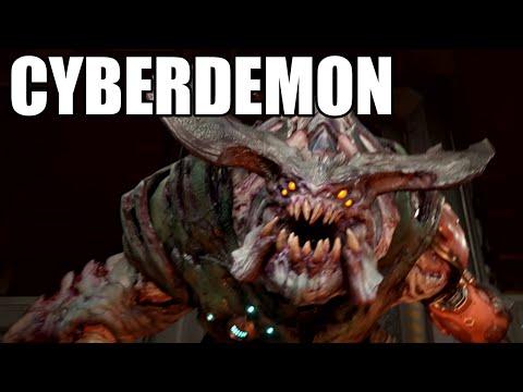 DOOM - Cyberdemon Boss Fight