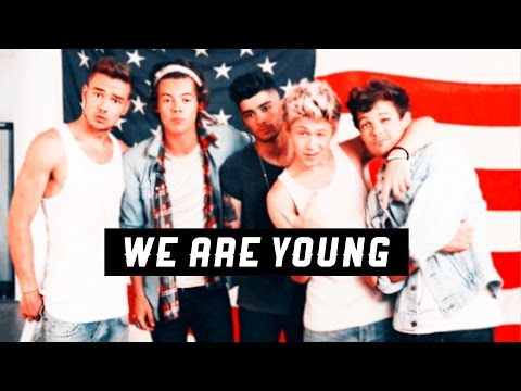 One Direction - We are young