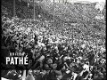 Soccer Amateurs Thrill Wembley Thousands 1950
