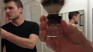TOBS Shaving Cream and Semogue 620!