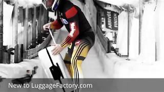 New to Luggage Factory - Titan Luggage