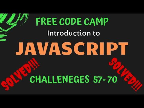 Javascript Codeing Challenge