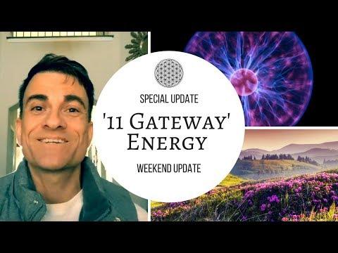 January Energy Update + 11 Gateway (Mars Jupiter Conjunct) Energy Healing