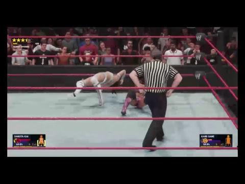 WWE 2K19 RISING STARS PACK SHOW CASE PT. 1 |