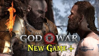 🔴 NEW GAME PLUS - GOD OF WAR - MAXIMA DIFICULTAD - PARTE 1