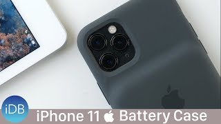 iPhone 11 (Pro) Smart Battery Case: Worth it?