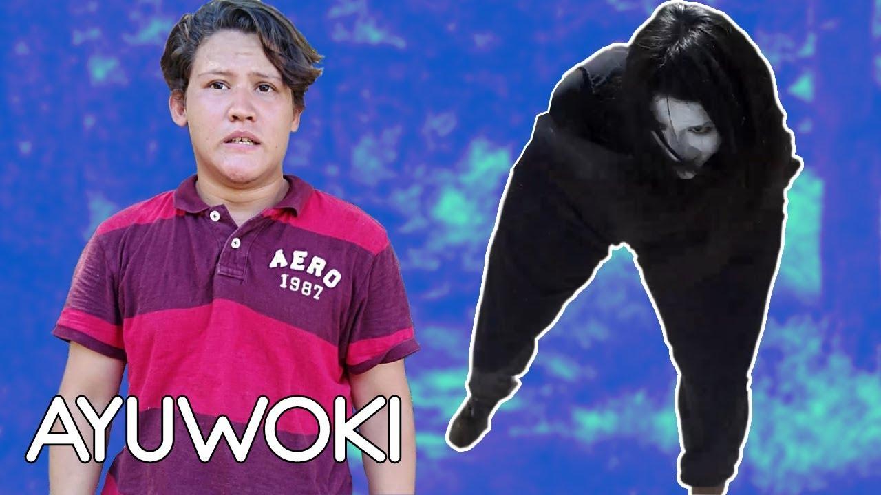 ¡EL AYUWOKI ME APARECE! 😱😱 en verdad existe el ayuwoki 🕴🏼🕴🏼 😰😰
