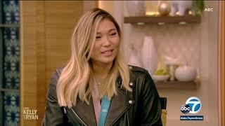 Olympian Chloe Kim shares