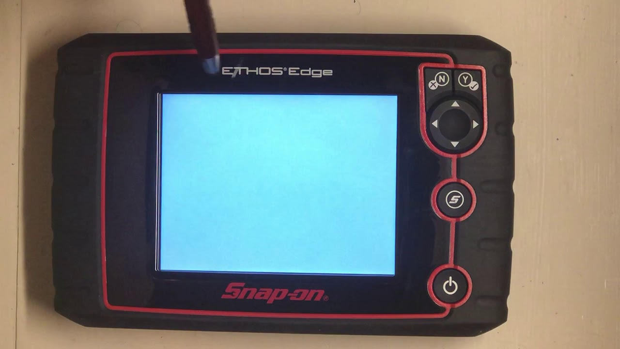 Snap-On Diagnostics Ethos Edge Demo