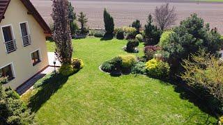 Realizace rodinné zahrady v jedné minutě