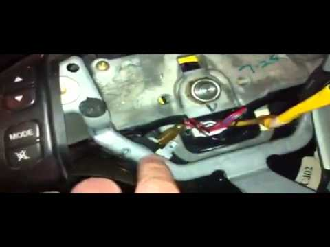 How To Change An Airbag Youtube