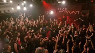 Walkways - Actions (Live at Tel-Aviv 26.08.17)
