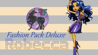 Monster High - Review du Fashion Pack Deluxe de Robecca