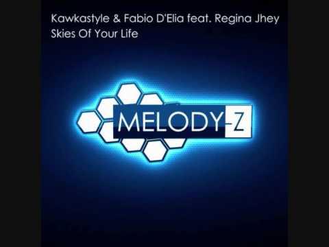 Kawkastyle & Fabio D'Elia ft. Regina Jhey - (Instrumental Mix) Skies Of Your Life