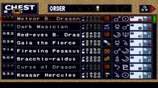 Vamos jogar - Yu-Gi-Oh! Forbidden Memories #9 - Meteor B.Dragon, triplicando cartas e Megamorph!
